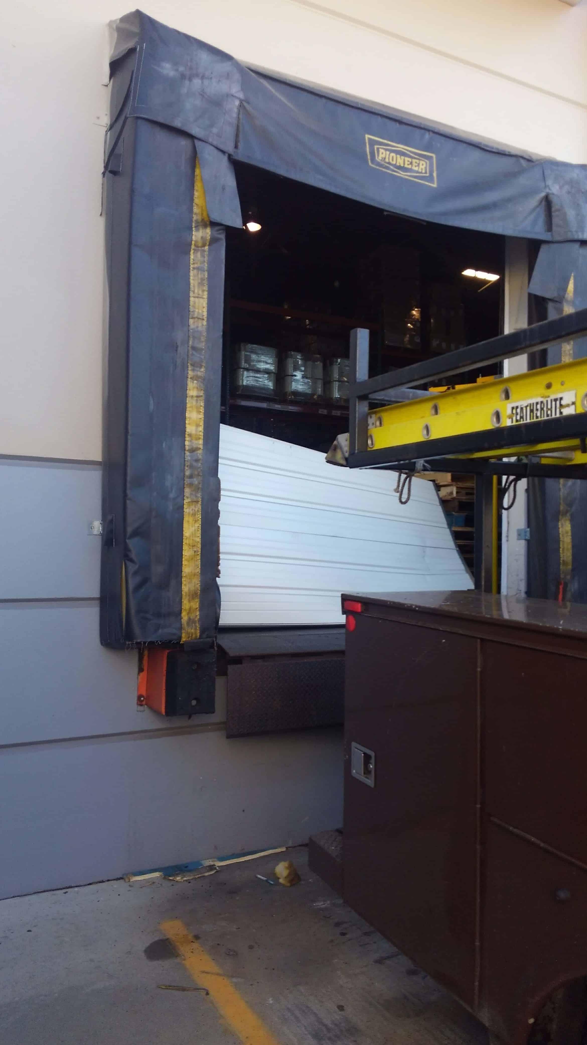 Commercial Sectional Door Repair Services